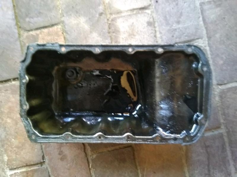 Mini Cooper R55-R58 Oil Sump