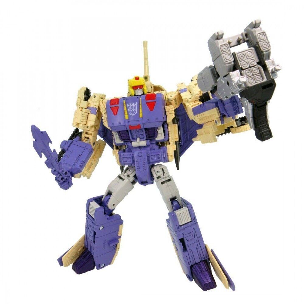 Takara Tomy Transformers Legends Series - LG59 Blitzwing