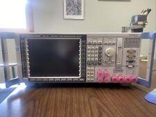 Rohde Amp Schwarz Cmu200 Universal Radio Communication Tester