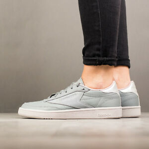 97c5e2fd266f8f WOMEN S SHOES SNEAKERS REEBOK CLUB C 85 NEUTRALS  BS8222