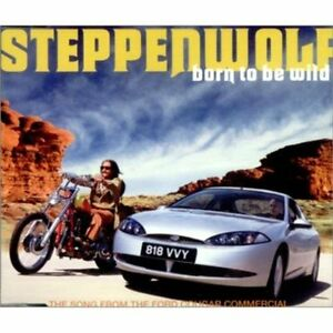 Steppenwolf-Born-to-be-wild-1968-98-039-Ford-Cougar-039-Maxi-CD