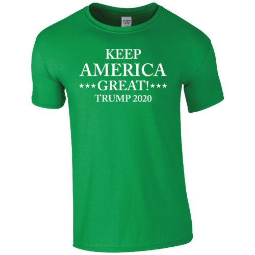 Keep America Great Trump 2020 A USA President MAGA T-Shirt