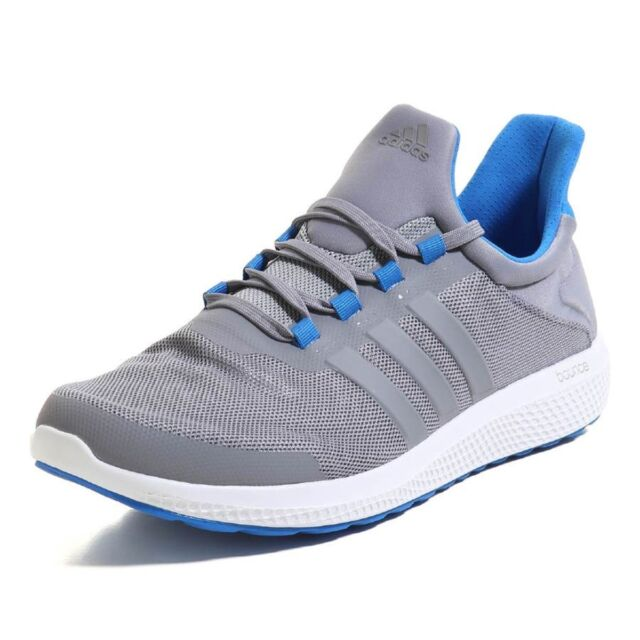 Dettagli su Adidas Men Athletic Shoes Climachill Sonic Running Shoe Gray