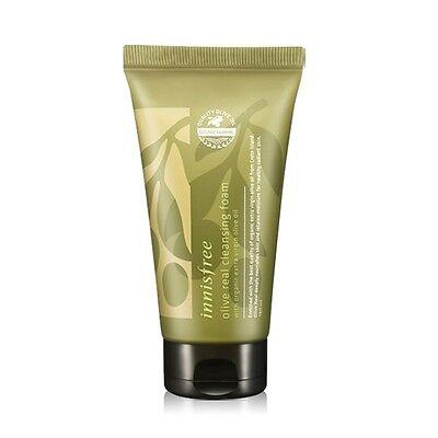 [INNISFREE]  Olive Real Cleansing Foam 150ml / Korea cosmetics