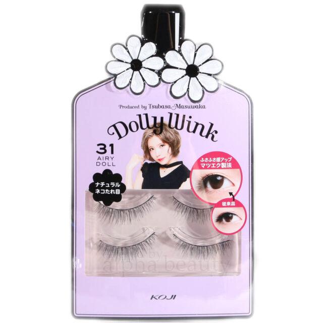 Dolly Wink Eyelash No31 Japan Ebay