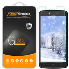 Supershieldz Tempered Glass Screen Protector Saver For Motorola Moto C