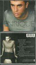 CD - ENRIQUE IGLESIAS : ENRIQUE ( INCLUS UN DUO AVEC WHITNEY HOUSTON )