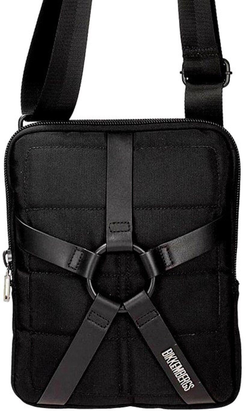 Handbag Shoulder Bag Man Woman Bikkembergs Bag Men Woman DB Harness Credve