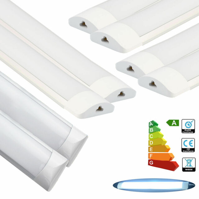 buy online f4be1 c56e7 10/6/4/2x 2ft 3ft 4ft LED Tube Light Linkable/Surface Mount/Suspended Panel  Lamp