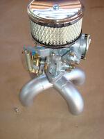 Yamaha Venture Xvz1200 1300 Single Vw Carburetor Conversion Manifold Kit