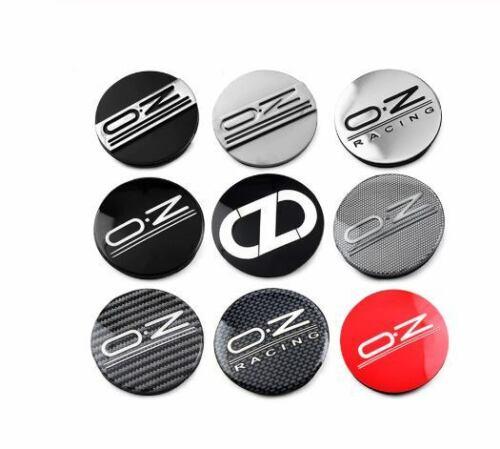 *NEW* 4x55mm OZ Racing Rim Caps Hub Caps Wheel Center Caps Badges M582