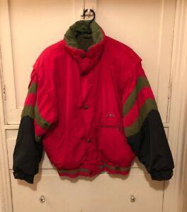 better purchase cheap best place Details about Bogner Vintage Men's Ski Winter Jacket Coat Red Size 40