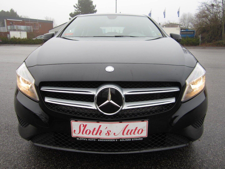 Brugt Mercedes A200 Urban aut. i Solrød og omegn