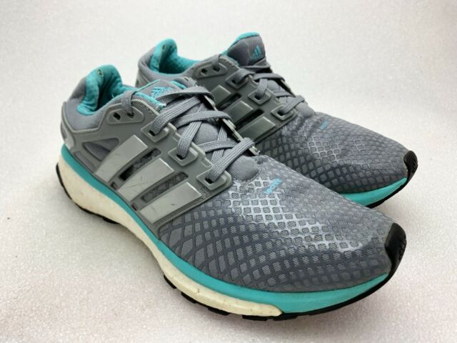 Size 8.5 - adidas Energy Boost Gray