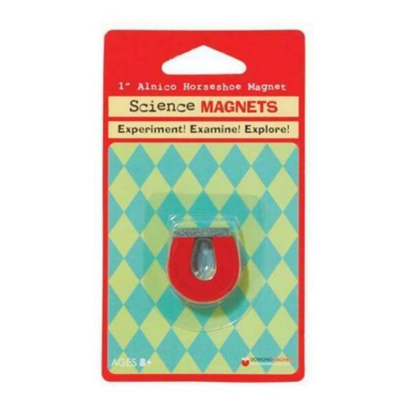 Science Magnet Alnico Horseshoe