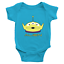 Infant-Baby-Rib-Bodysuit-Jumpsuit-Babysuits-Clothes-Gift-Toy-Story-Alien-Green thumbnail 6