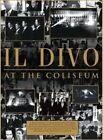 IL Divo at The Coliseum Digital Versatile Disc DVD Region 2