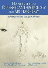 Handbook of Forensic Archaeology and Anthropology (World-ExLibrary