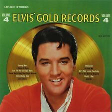Elvis Presley - Elvis' Gold Records Volume 4 LP Reissue 180g German IMPORT