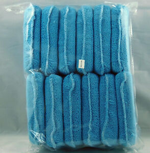 MICROFIBER WAX APPLICATOR PRE WAX APP PADS SM ARNOLD DETAIL 86-788 12 PACK NEW