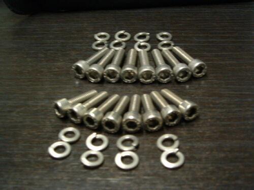 4G63 Stainless Steel Valve Cover Hardware Kit Eclipse Talon Turbo DSM SS 1G 2G