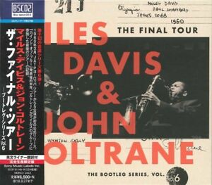 MILES-DAVIS-amp-JOHN-COLTRANE-THE-FINAL-VOL-6-JAPAN-4-BLU-SPEC-CD2-Ltd-Ed-Q06