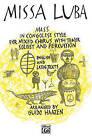 Missa Luba: Satb by Alfred Music (Paperback / softback, 1999)