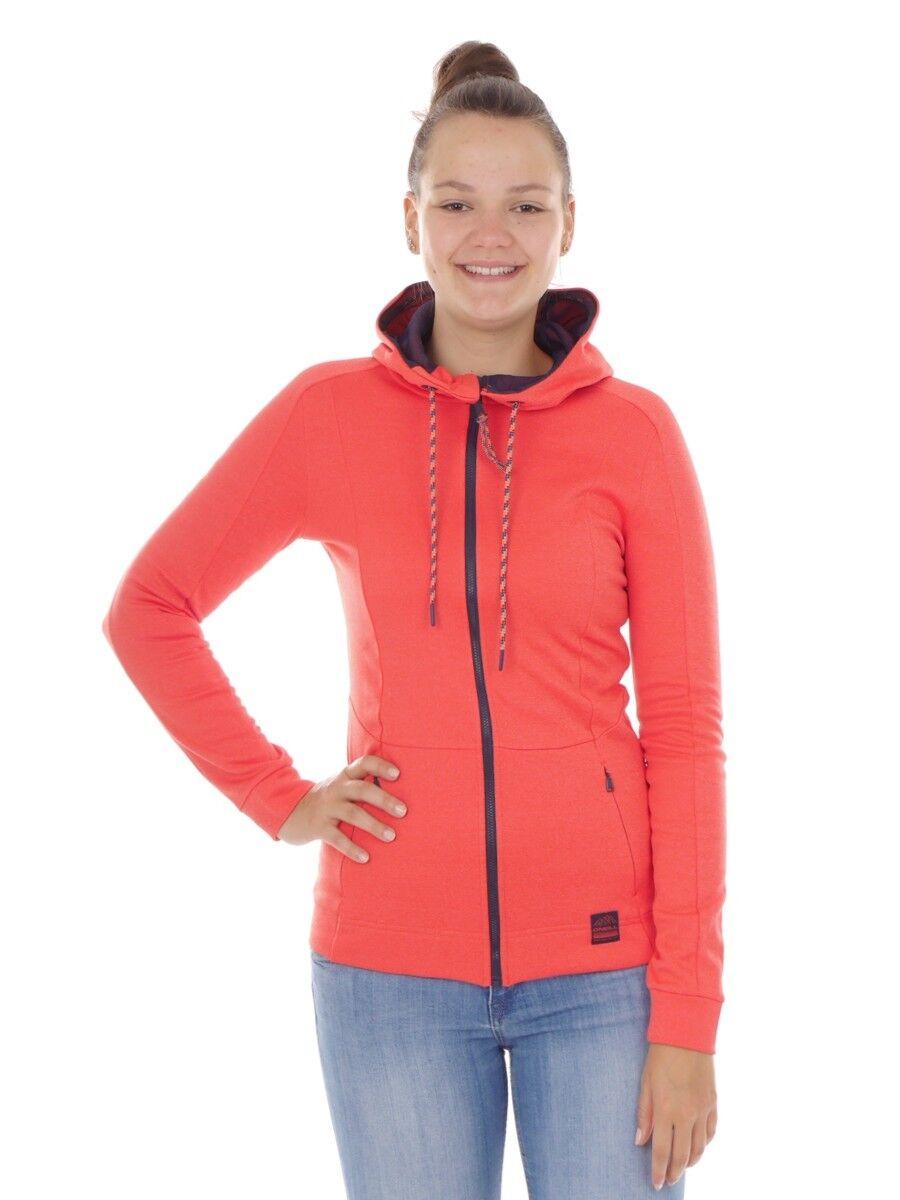 O 'Neill Pinewood función chaqueta chaqueta deportiva Hoodie rojo rojo capucha