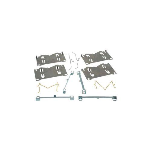 Carlson 13345 Disc Brake Hardware Kit Front