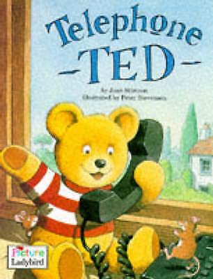 Telephone Ted (Picture Ladybirds), Stimson, Joan, Very Good Book