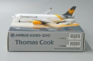 Thomas-Cook-A330-200-Reg-G-MLJL-JC-Wings-Scale-1-400-Diecast-model-LH4157
