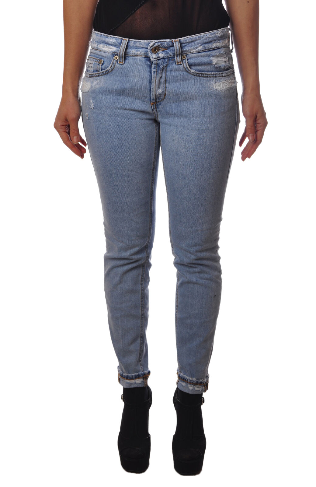 Dondup - Jeans-Pants - Woman - Denim - 4974127B183638