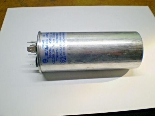 A//C Motor Dual Capacitor 30//3uF ±5/% 450VAC 50//60 Hz CBB65B
