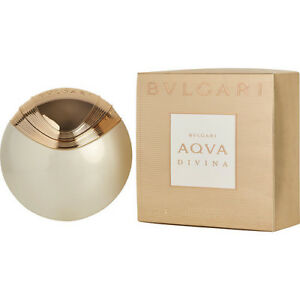 08148de9c9d0 Bvlgari Aqva Divina 2.2 Oz 65ml Eau De Toilette Spray for Women   eBay