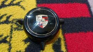 A-superb-Original-Porsche-356B-C-1960-65-Horn-button-complete-Ready-to-install