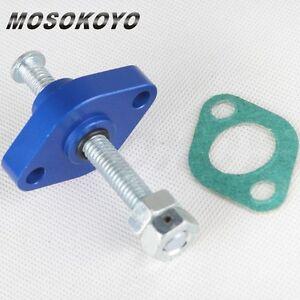 Manual-Cam-Timing-Chain-Tensioner-For-Kawasaki-TRX-400EX-TRX-450R-KFX-400-Blue