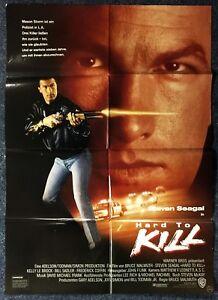 Disco-Rigido-To-Kill-Steven-Seagal-Kelly-le-Brock-A1-Poster-Film