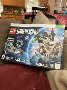 LEGO Dimensions: Starter Pack (Microsoft Xbox 360) Brand New Factory Sealed