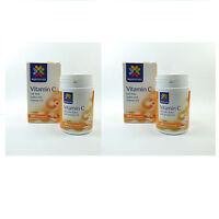 Multinorm Vitamin C+zink+selen+d3 Depot-wirkung 2x100 Stk 101