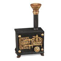 Dollhouse Miniature Small Vintage Cook Stove