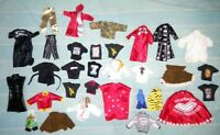 My Huge Collection Of 31 Wrestling Figure Clothes Accessories Lot Must See Wwe