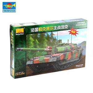 Trumpeter-80110-1-35-France-Armee-Tank-Leclerc-Electrique-Assemble-Modele