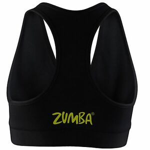 d3179f4dd6 ZUMBA FITNESS DANCE RACERBACK TOP V Sports BRA Top -fr.Convention -Yoga  Crossfit
