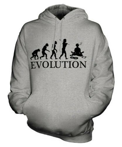 AUDIOPHILE EVOLUTION OF MAN UNISEX HOODIE MENS WOMENS LADIES GIFT AUDIOPHILIA
