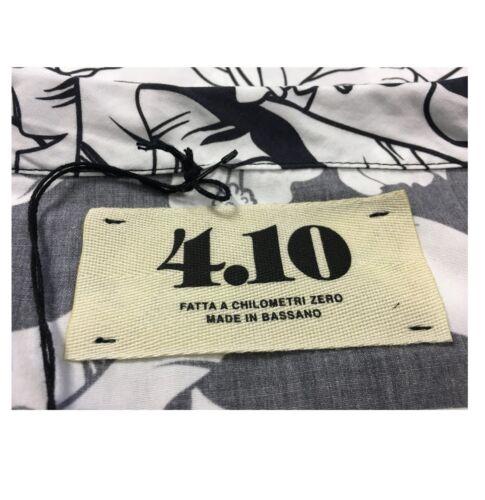Femme Fantaisie Dd18110 De Tirreno Line Bk Palme Madson Jupe blanc Noir wqzXWBxt6f