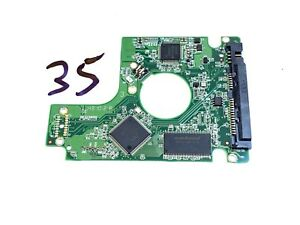 Obedient Pcb Hdd 500gb Wd Wd500bevt 22a0rt0 2060-771672-004 Rev A 2060-771672-f04 Ac Convenient To Cook Laptops & Netbooks