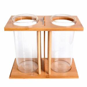 Creative-Bamboo-Glass-Aquarium-Fish-Tank-Desktop-Flower-Vase-Plant-Terrarium