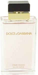 0ecd6e7d782b11 D   G Pour Femme by Dolce   Gabbana Perfume EDP 3.3   3.4 oz New ...