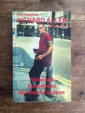 SKINHEAD SUEDEHEAD SKINHEAD ESCAPES COMPLETE RICHARD ALLEN BOOK