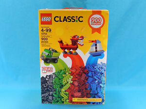 7c469b7ad5e2 Lego 10704 Classic Creative Box 900pcs New Sealed 2017 673419267373 ...